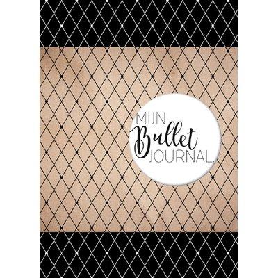 Bullet Journal zwart dots