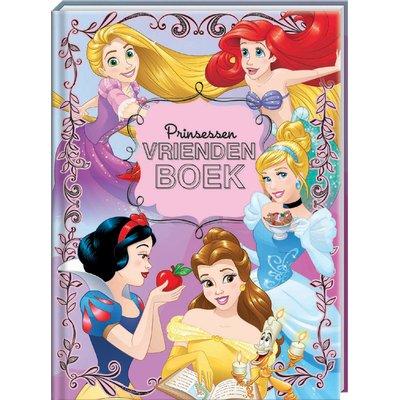 vriendenboek disney Prinses
