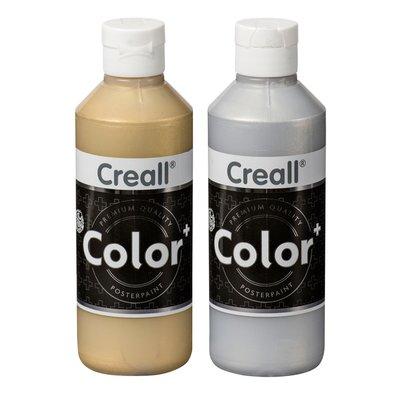 Plakkaatverf Creall 19 goud 250 ml